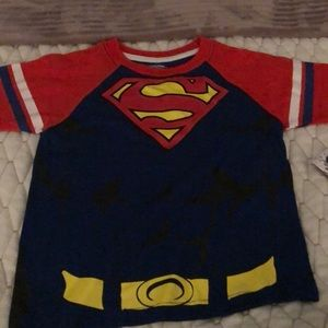 Other - NWT SUPERMAN SHIRT